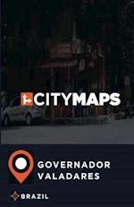 City Maps Governador Valadares Brazil