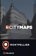 City Maps Montpellier France