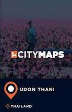 City Maps Udon Thani Thailand