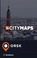 City Maps Orsk Russia