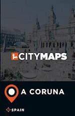 City Maps a Coruna Spain
