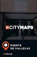 City Maps Puente de Vallecas Spain
