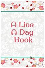 A Line a Day Book