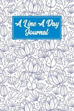 A Line a Day Journal
