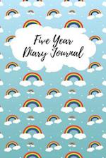 Five Year Diary Journal