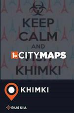 City Maps Khimki Russia