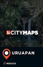 City Maps Uruapan Mexico