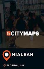 City Maps Hialeah Florida, USA