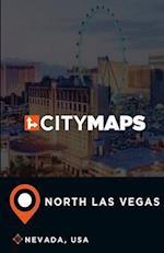 City Maps North Las Vegas Nevada, USA