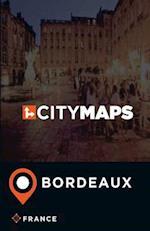 City Maps Bordeaux France