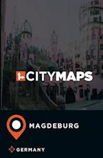 City Maps Magdeburg Germany