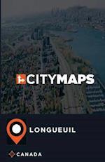 City Maps Longueuil Canada