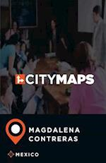 City Maps Magdalena Contreras Mexico