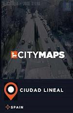 City Maps Ciudad Lineal Spain