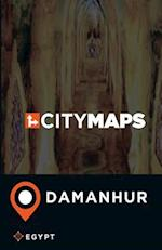 City Maps Damanhur Egypt