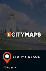 City Maps Staryy Oskol Russia