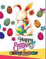 Easter Coloring Books for Children