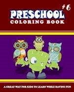 Preschool Coloring Book - Vol.6