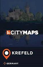 City Maps Krefeld Germany