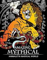 Amazing Mythical Animals in Magical World