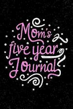 Mom's Five Year Journal