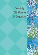 Monthly Bill Planner & Organizer