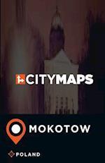 City Maps Mokotow Poland