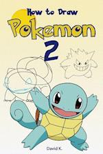 How to Draw Pokemon #2