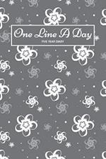 One Line a Day Five Year Diary