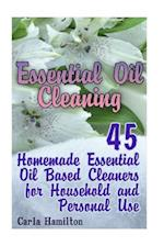 Essential Oil Cleaning