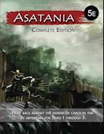 Asatania Crashing Chaos Complete Guide