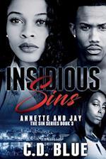 Insidious Sins af C. D. Blue