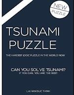 Tsunami Puzzle - The Hardest Puzzle in the World Now