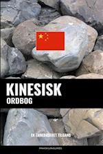 Kinesisk Ordbog
