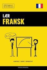 Laer Fransk - Hurtigt / Nemt / Effektivt