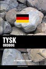 Tysk Ordbog