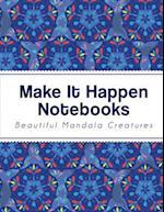 Make It Happen Notebooks