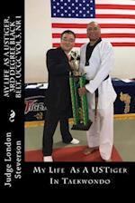 My New Life as a Ustiger, 3rd Degree Black Belt, Ucgc Vol 3, NR 1