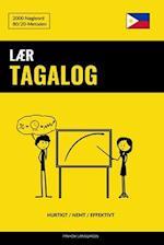Laer Tagalog - Hurtigt / Nemt / Effektivt