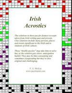 Irish Acrostics