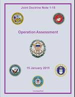 Joint Doctrine Note Jdn 1-15 Operation Assessment 15 January 2015