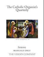 The Catholic Organist's Quarterly