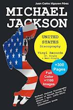 Michael Jackson - United States Discography - Vinyl Records (1971-2015)