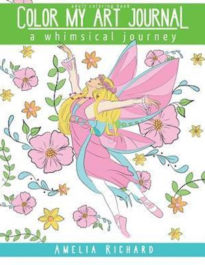 Adult Coloring Book - Color My Art Journal