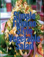 Simple Filipino Style Vegetable Salad