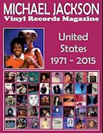 Michael Jackson - Vinyl Records Magazine - United States (1971 - 2015)