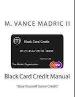 Black Card Credit