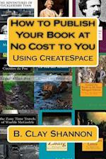 How to Publish Your Book at No Cost to You