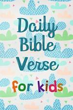 Daily Bible Verse for Kids