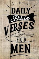 Daily Bible Verses for Men